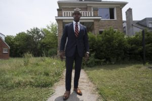 Bryan Barnhill: Detroit Native and Man of Style 2