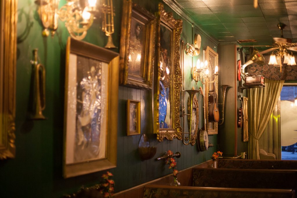 It's Always a Party Inside of Detroit's Most Known Speakeasy 5