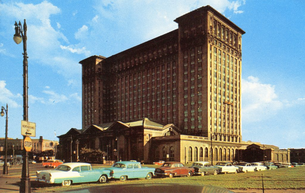 Ford Motor Company is Redeveloping Detroit, Focused on the Corktown Neighborhdood 1