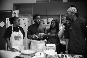 The Kitchen Team Line Up