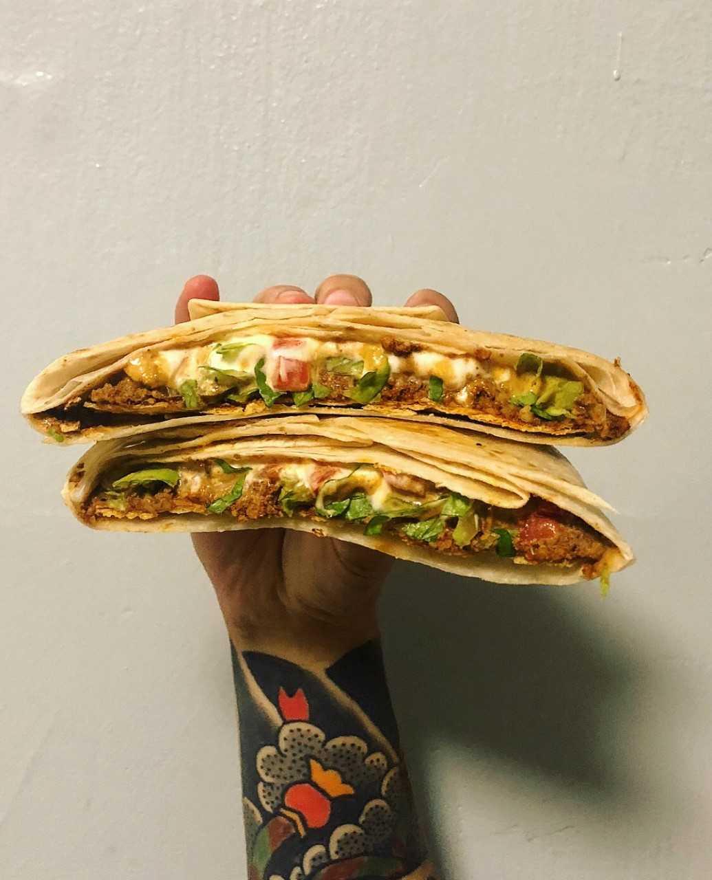 Street Beet-Tacos