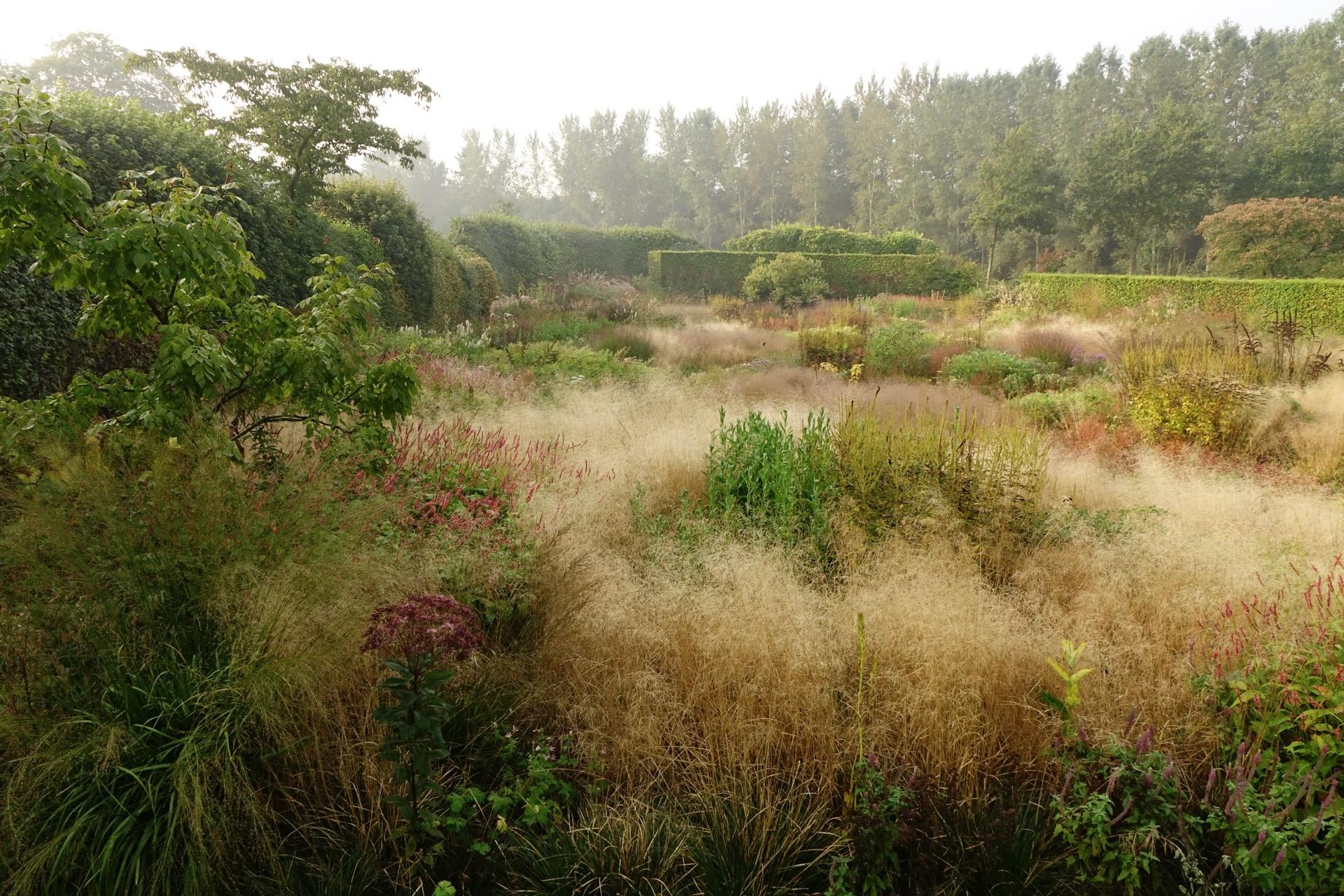 Oudolf Private Garden, Netherlands_