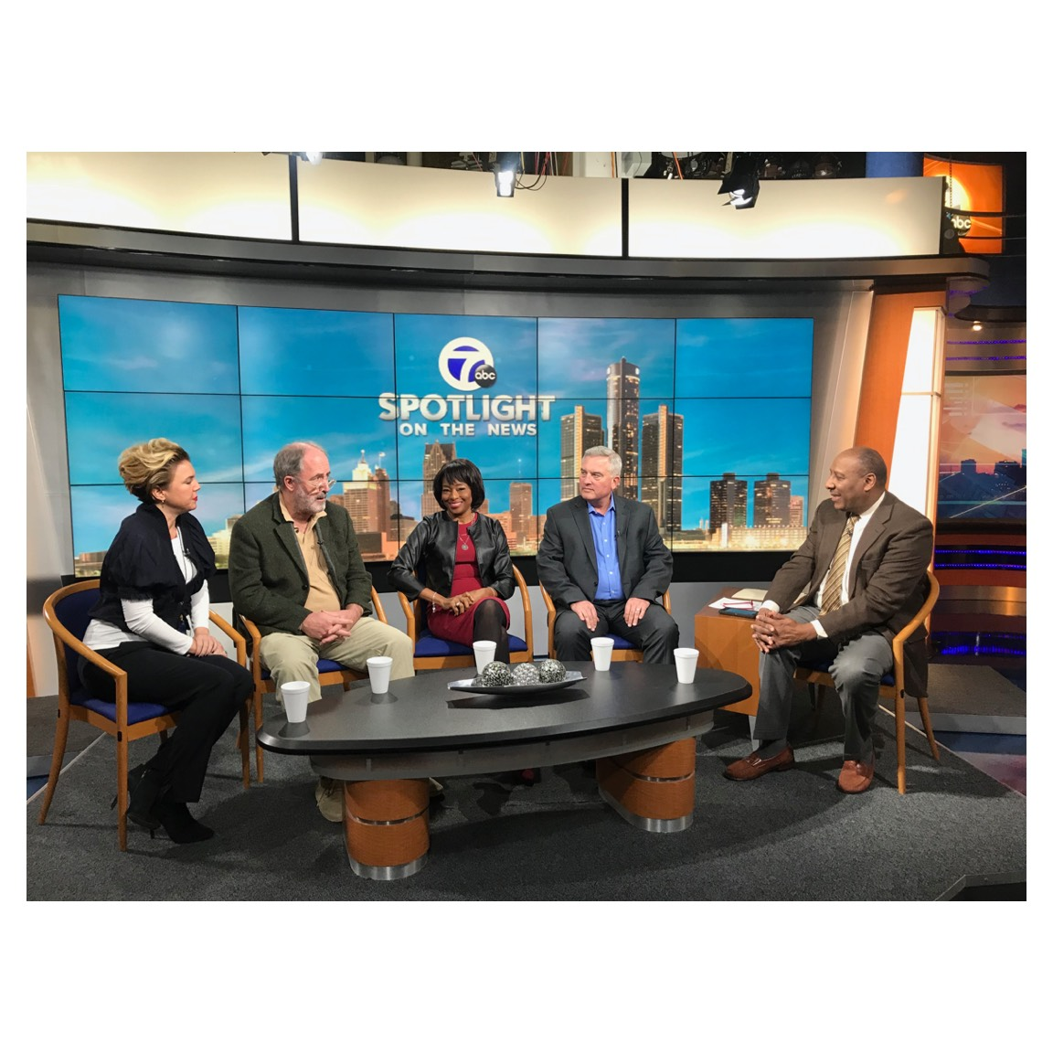 DETROITISIT FOUNDER IVANA KALAFATIC ON CHANNEL 7 SPOTLIGHT ON SUSTAINABILITY