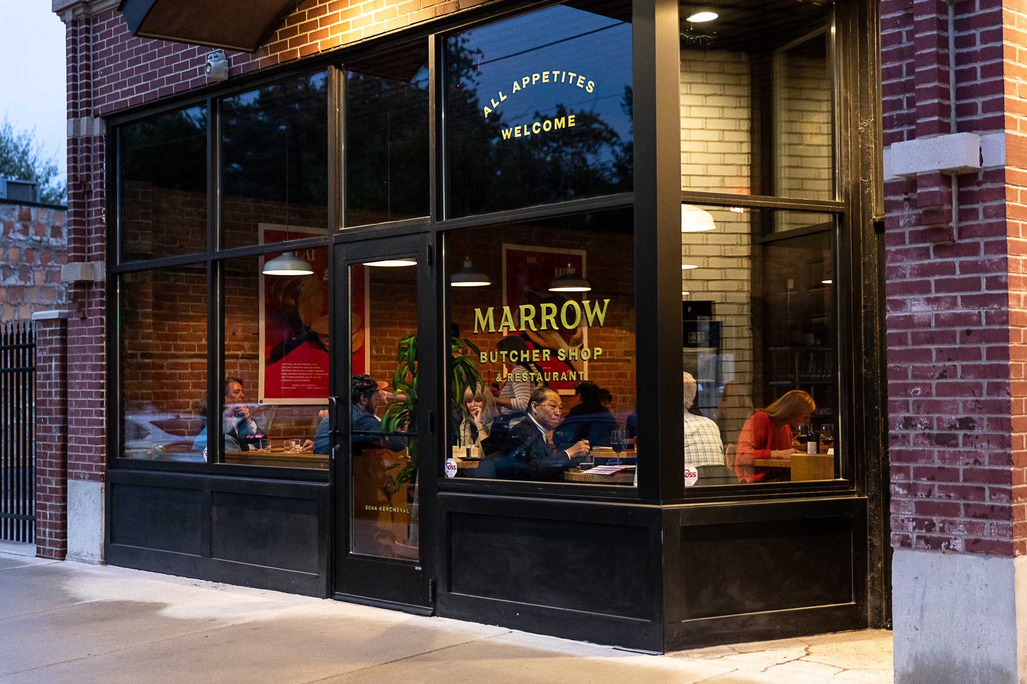 MARROW DETROIT DURING BUSIER TIMES