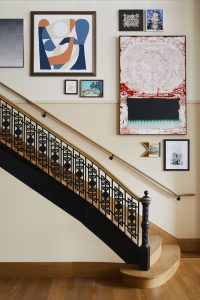 Interior of Living Room. Photo by Nicole Franzen for Shinola