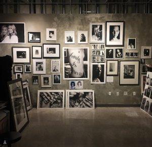Collection of work in Lisa Spindler Studio