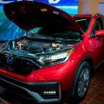 2020 Honda CR-V Geared Toward Urban Millennials and Gen-Z 3