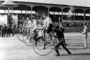 What Velocipedes looked like