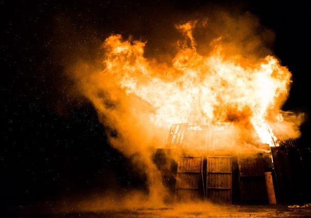 DEVILS NIGHT FIRE