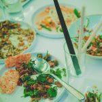FAMILY DINNER AT TAKOI PHOTO AMI NICOLE / ACRONYM