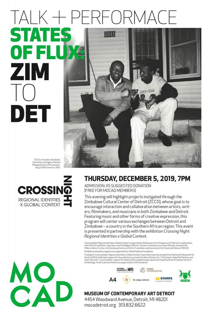 5 Art Events in Detroit This Week: Dec. 2-8 1
