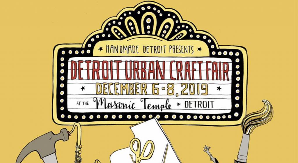 DETROIT URBAN CRAFT EVENTS