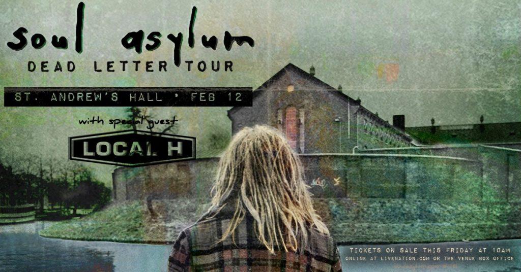 SOUL ASYLUM / LOCAL H