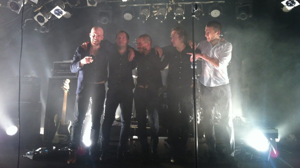 REFUSED CONCERTS