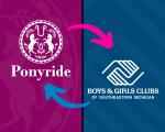 BGCSM AND PONYRIDE ANNOUNCED A NEW PARTNERSHIP THIS WEEK. THE PHOTO PONYRIDE