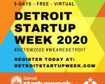 DETROIT STARTUP WEEK TAKES PLACE JUNE 22-26