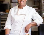 Cakes and Bakes APRIL ANDERSON, PASTY CHEF AND CO-OWNER OF GOOD CAKES AND BAKES