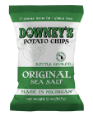 DOWNEY'S ORIGINAL POTATO CHIPS