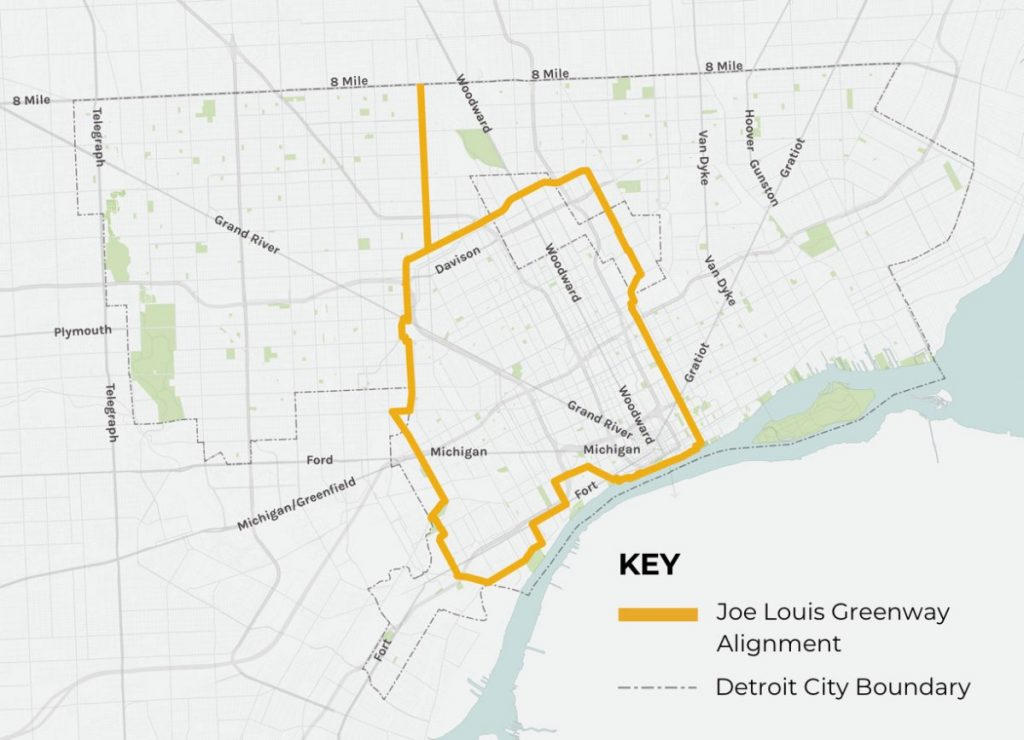 How Important Are Greenways to Detroiters? 1