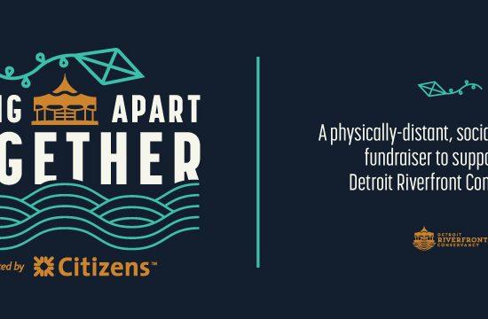 #BeingApartTogether Fundraiser