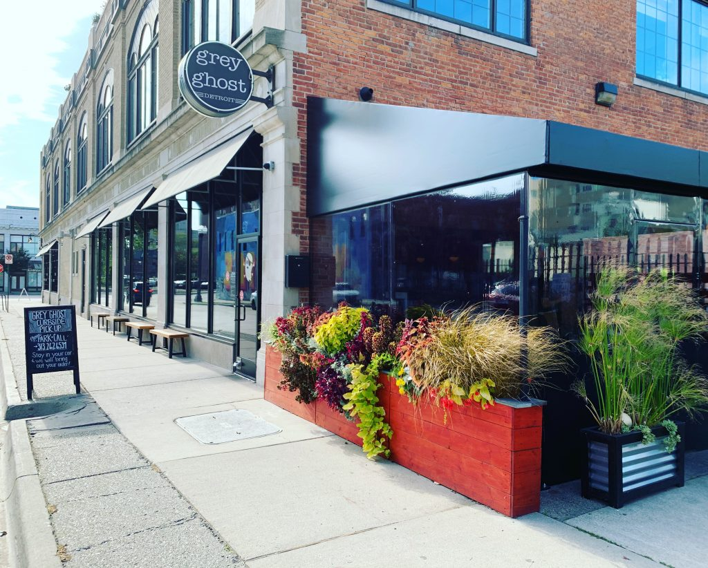 Detroit Restaurants, Grey Ghost, Lumen, and Detroit City Distillery Talk About Winter Plans 2