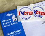 PLAN! MAKE SURE YOU'RE PREPARED TO VOTE BY NOVEMBER 3. PHOTO JOHN BOZICK
