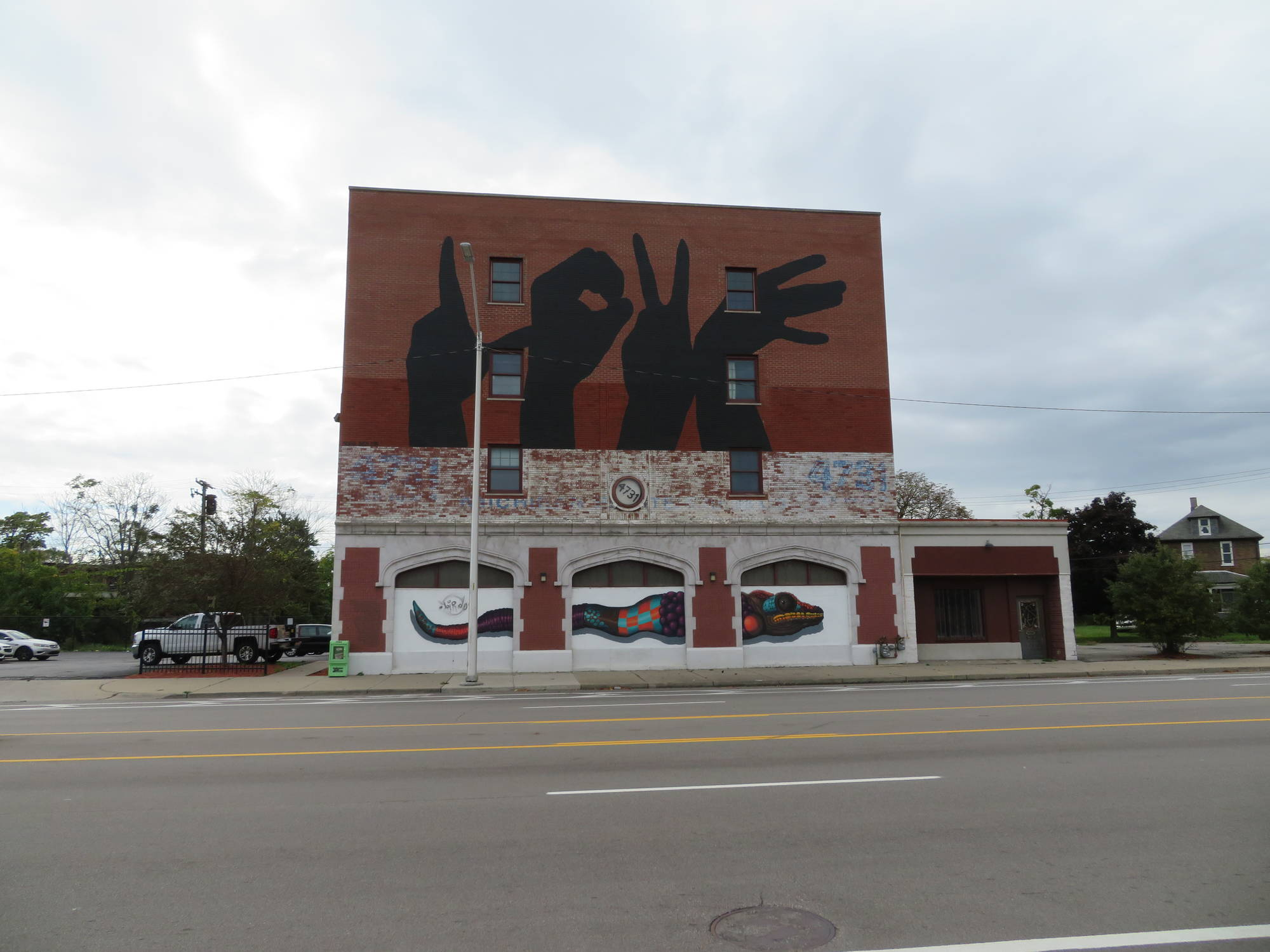 THE LOVE BUILDING. IMAGE COURTESY OF DESIGNING JUSTICE + DESIGNING SPACES