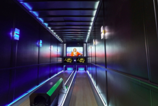 Luxury Strike Bowling Debuts as World's First Mobile Bowling Alley 3