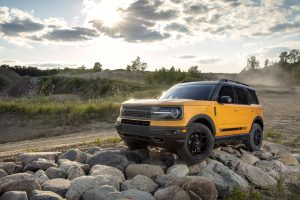 THE ALL-NEW BRONCO SPORT. PHOTO FORD MOTOR COMPANY