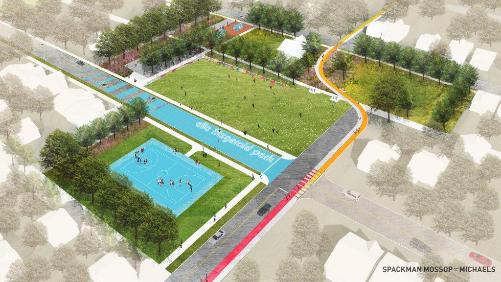 Four Definitive Public Space Projects Redefining Public Spaces in Detroit 1