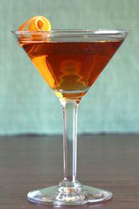 AZTECA COCKTAIL; PHOTO MIX THAT DRINK