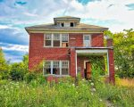 Rehabbed & Ready From // AN ABANDONED HOME IN DETROIT. PHOTO BY DANIEL TUTTLE ON UNSPLASH