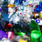 GREAT LAKES SHORELINE IS PLASTIC AND TRASH. PHOTO NICK FEWINGS / UNSPLASH