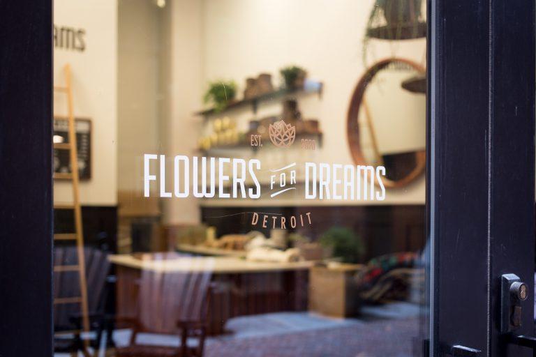 FLOWERS FOR DREAMS OPENS IN EASTERN MARKET