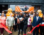 GOOD COOKIES RIBBON CUTTING. PHOTO GOOD COOKIES FOOD AND BEVERAGE