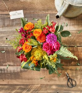 FLOWERS FOR DREAMS; SUMMER LARGE VASE