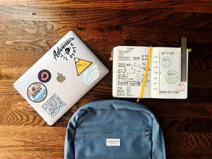 STUDY SMARTER. PHOTO MATT RAGLAND / UNSPLASH