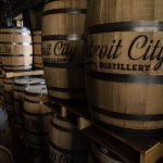 Rare Bourbon, Whiskey, Tastings and Events at the Detroit City Distillery 1