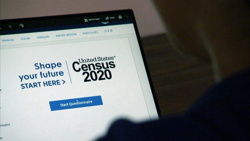THE 2020 CENSUS RESPONSE DEADLINE HAS BEEN EXTENDED. PHOTO CENSUS BUREAU