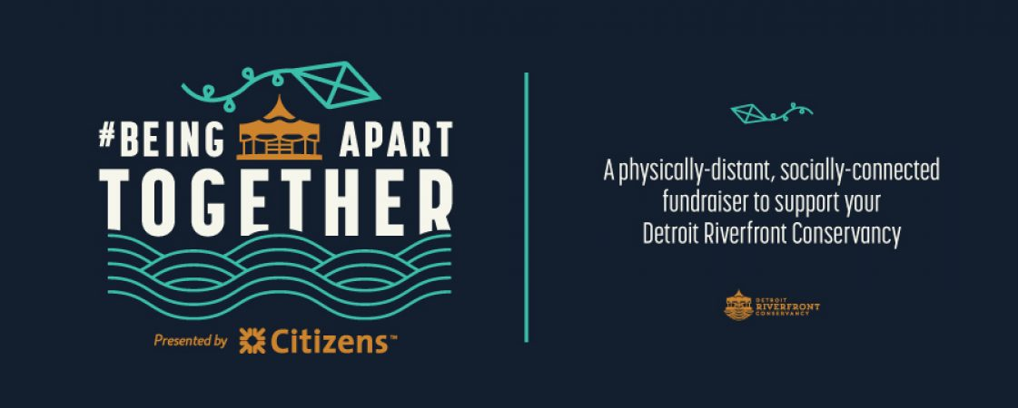#BeingApartTogether Fundraiser