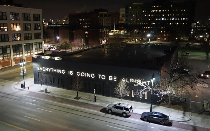 Changes come to MOCAD. THE MOCAD MUSEUM IN DETROIT. PHOTO MICHAEL BARERA