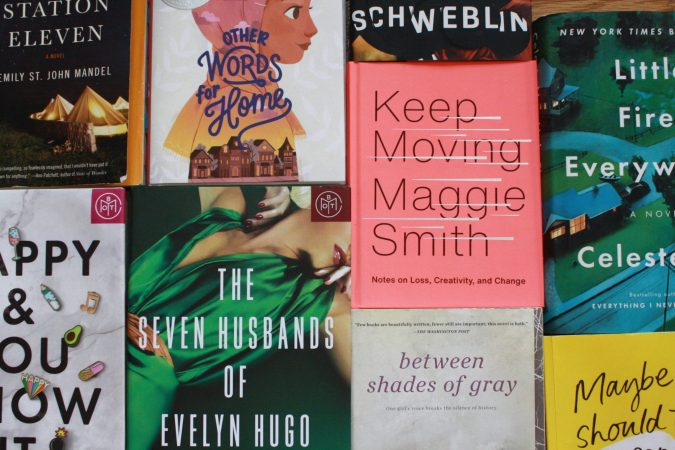 READS AND BOOKS FOR WOMEN'S HISTORY MONTH BOOKLIST; PHOTO BY EMILY FISHER