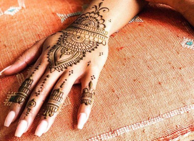 Astrology + Henna: Photo courtesy of Alchemy Henna