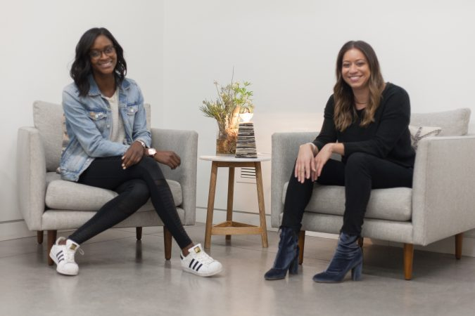 DETROIT BLOWS OWNERS NIA LAURYN BATTS AND KATY COCKREL