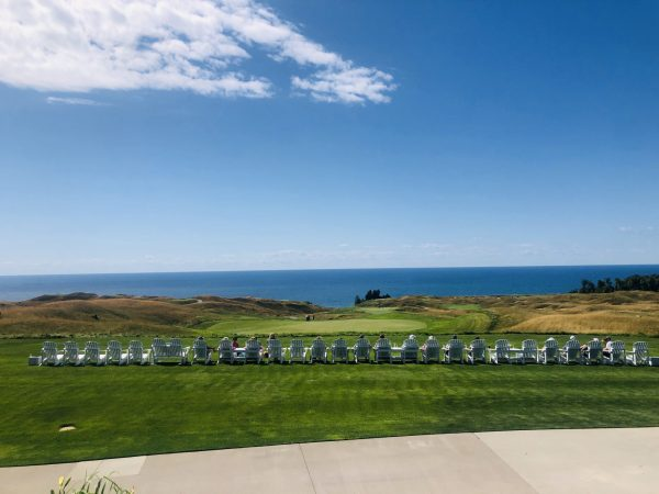 ARCADIA BLUFFS. PHOTO ALEXANDRA LEE