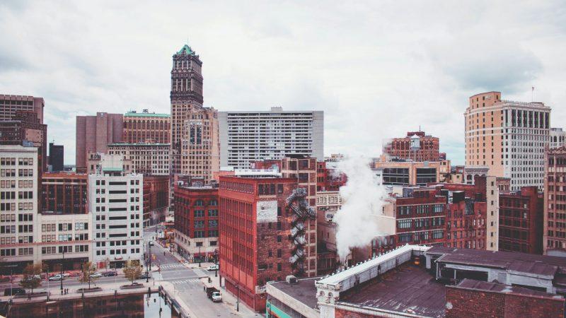 migration // Detroit skyline // history