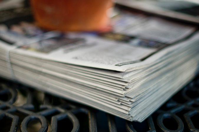 IS NEWS MEDIA DEAD?
