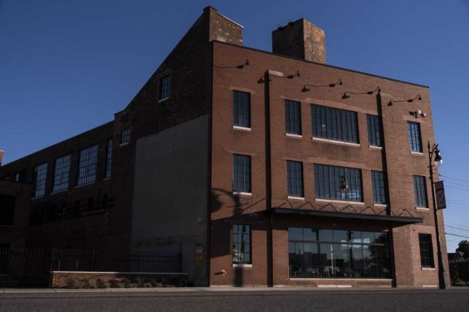MPA'S REFURBISHMENT OF FORD MOTOR COMPANY'S NEW THE FACTORY BUILDING IN CORKTOWN