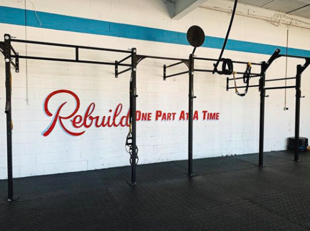 DETROIT GYMS TO REOPEN. PHOTO DETROIT BODY SHOP