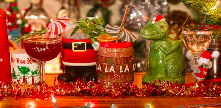 TO-GO HOLIDAY COCKTAILS
